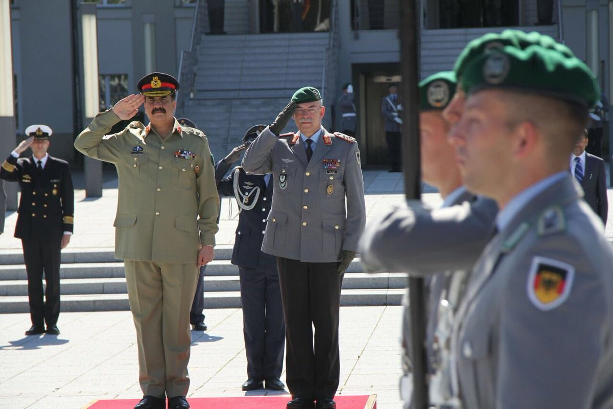 with german coas