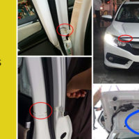 Honda Civic 2016 is launched with serious quality defects