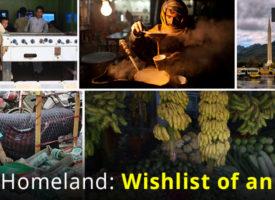 Sweet Homeland: Wish list of an Expat