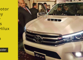 Indus Motor Company officially launches Toyota Hilux Revo in Pakistan