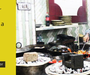Peshawar is set to welcome a new food street by the end of 2016