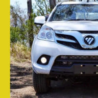 China's Foton Motor intends to expand their business in Pakistan