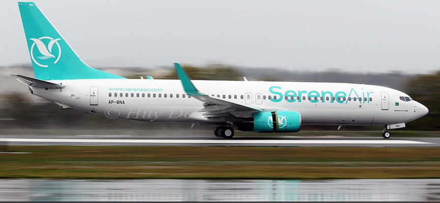 New airline Serene Air is going to launch in Pakistan soon