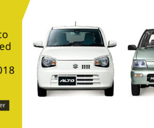 Suzuki Mehran to be replaced by 660cc Alto by 2018