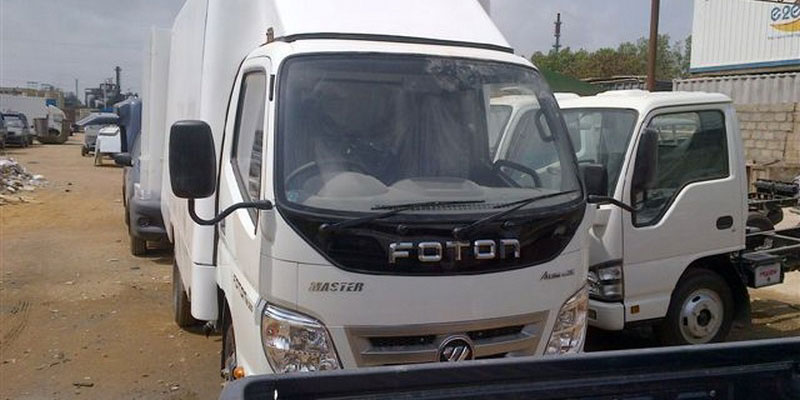China S Foton Motor Intends To Expand Their Business In
