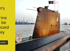 Pakistan's Attack Submarine Fleet to be modernized by Turkey