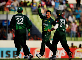 ICC World Cup 2011: Pakistan's Opening Encounter