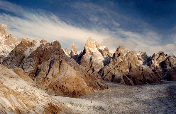 Baltoro Glacier