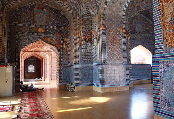 Shahjahani Mosque