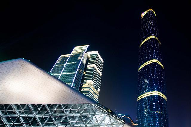 Guangzhou West Tower