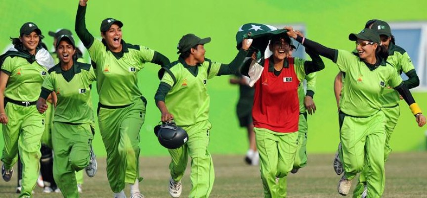 Pakistan Women Win, Again!