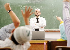 The Best Among Us are Those who Learn and Teach Islam