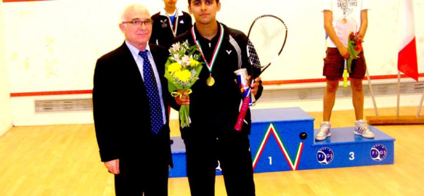 Saad Shahid – Rising Squash Sensation