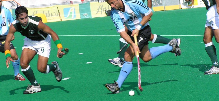 India Beats Pakistan at the Asian Champions Trophy Final