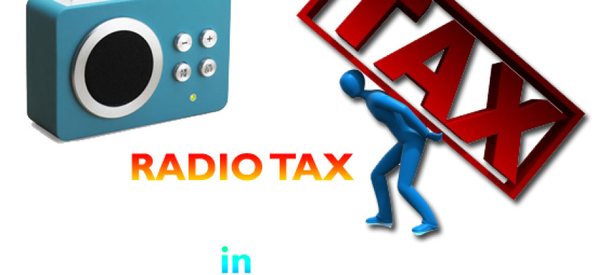 "Lack of Logic in Imposing ""Radio Tax"""