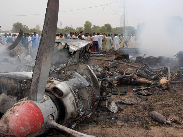 List of Airline Crash Incidents Involving Pakistan (With