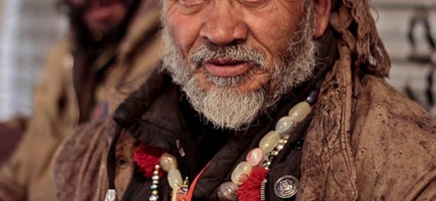 Long Hair, Even Longer Beards, Colorful Beads & Green Attire – The Pir/Fakir