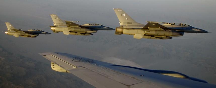 When Pakistani Pilots Battled Israelis