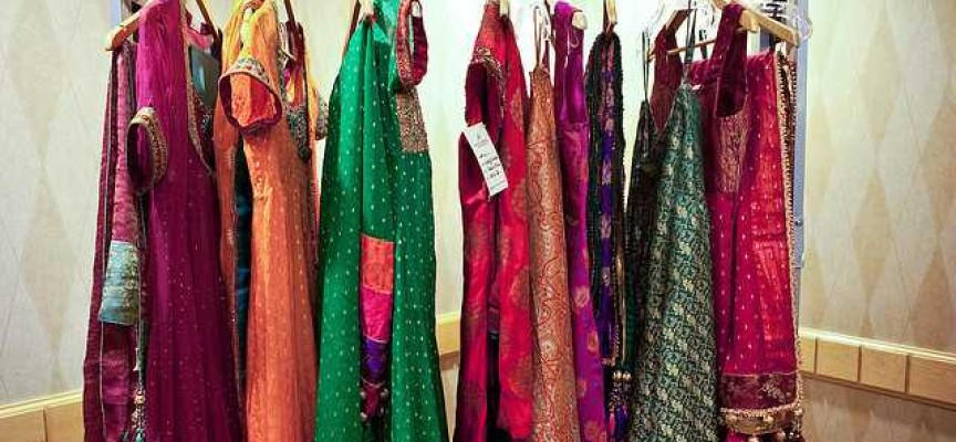 Singers, Actors and now Pakistani Fashion Designers Cross the Border