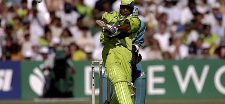 Saeed Anwar – the Magical Opener