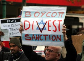 Israeli Products You Need to Boycott