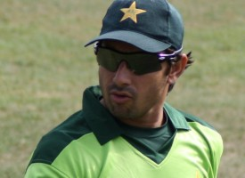Are we ready for a world cup without Saeed Ajmal?