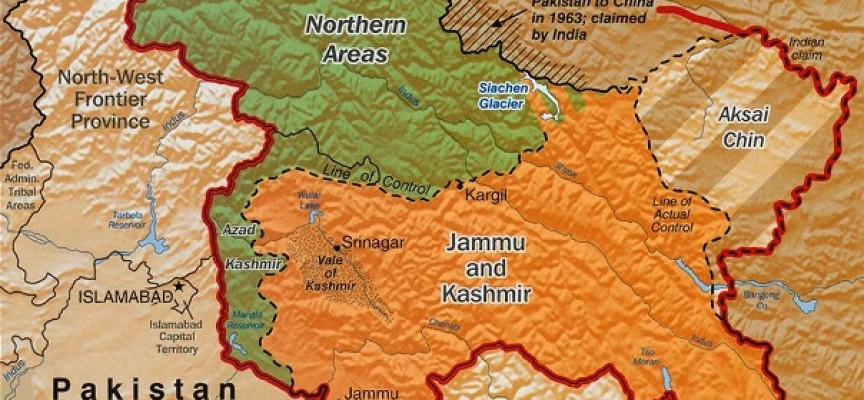 Does Pakistan Realize That Kashmir Has Been Under Occupation For 68 Years?!