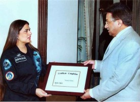 Namira Salim: Pakistan's First Astronaut and Much More!