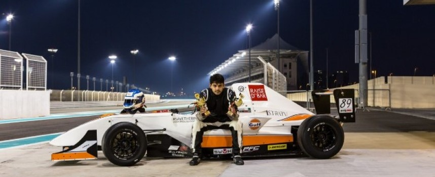 Saad Ali – Pakistan's only Licensed Formula 1 Driver