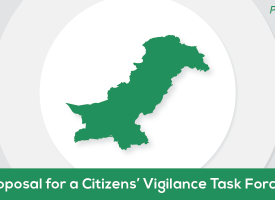 Proposal for a Citizens' Vigilance Task Force