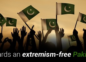 Towards an extremism-free Pakistan