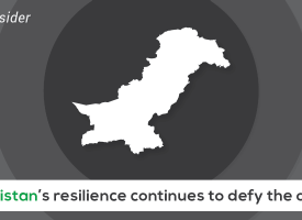 Pakistan's resilience continues to defy the odds