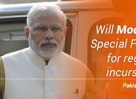 Will Modi use Special Forces for regional incursions?