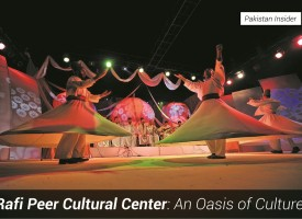 Rafi Peer Cultural Center: An Oasis of Culture