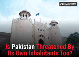 Introspection: Is Pakistan threatened by its own inhabitants too?