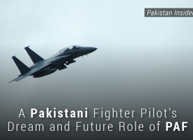 A Pakistani Fighter Pilot's Dream and Future Role of PAF