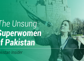 The Unsung Superwomen of Pakistan