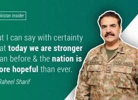 Raheel Sharif – a Silent Guardian, a Watchful Protector
