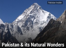 Pakistan and its Natural Wonders