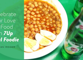 Celebrate Your Love for Food with 7Up Asal Foodie