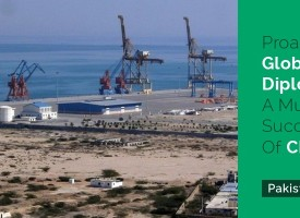 Proactive Global Diplomacy A Must For Success Of CPEC