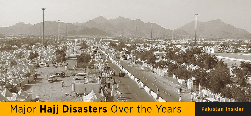Major Hajj Disasters Over the Years