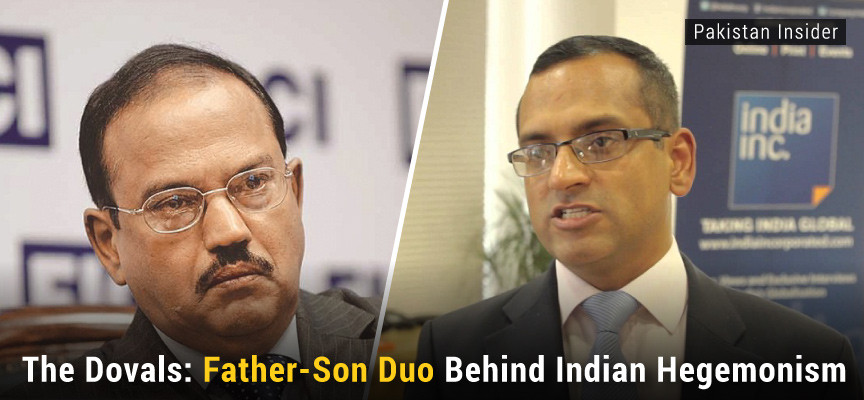 The Dovals: Father-Son Duo Behind Indian Hegemonism