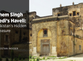 Khem Singh Bedi's Haveli – Pakistan's Hidden Treasure