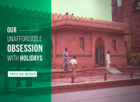Our Unaffordable Obsession With Holidays