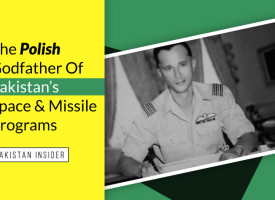 The Polish Godfather Of Pakistan's Space And Missile Programs