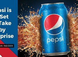 Pepsi is All Set To Take Us by Surprise