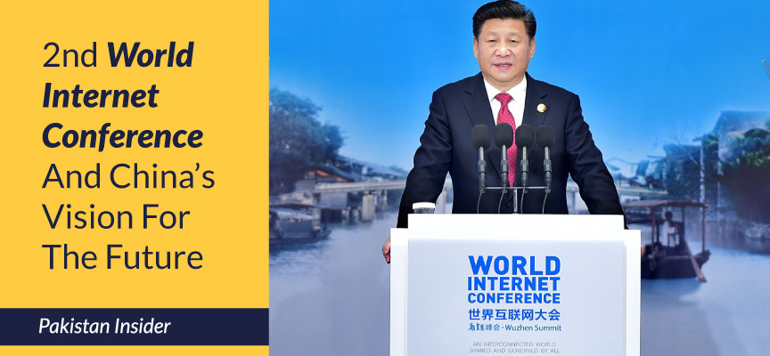 2nd World Internet Conference And China's Vision For The Future