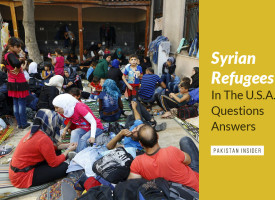 Syrian Refugees In The U.S.A. Questions Answers