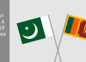 Stronger Pakistan-Sri Lanka Ties A Guarantor Of Peace In Asia